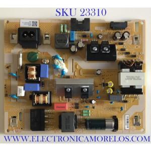 FUENTE DE PODER PARA TV SAMSUNG / BN44-01053C / L43S6_TSM / BN4401053C / PANEL'S  CY-BT043HGNV1H/ CY-BT043HGEV1H / MODELOS UN43TU8000FXZA DA02/ UN43TU8000FXZA BA01