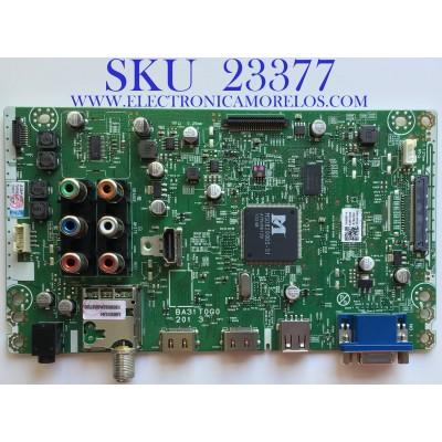 MAIN PARA TV MAGNAVOX / A3AP1MMA-001 / BA31T0G0201 3 / A3AP1UH / A3AP1-MMA / MODELO 40ME313V/F7