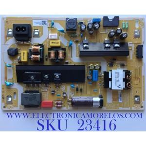 FUENTE DE PODER PARA SAMSUNG CRYSTAL UHD 4K SMART TV / NUMERO DE PARTE BN44-01054C / L55S6_TSM / BN4401054C / ST55F171C8/WVD / MODELOS UN55TU700D / UN55TU7000 / UN55TU700DFXZA / UN55TU7000FXZA / UN58TU700D / UN58TU7000 / UN58TU700DFXZA / UN58TU7000FXZA