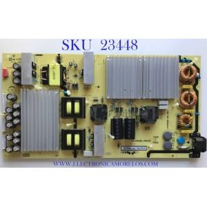 FUENTE DE PODER PARA TCL·ROKU TV 4K UHD HDR SMART TV / NUMERO DE PARTE 08-P402W0L-PW200AA / 40-P402WL-PWC1CG / PANEL LVU750NDBL CD9W05 / MODELO 75R615