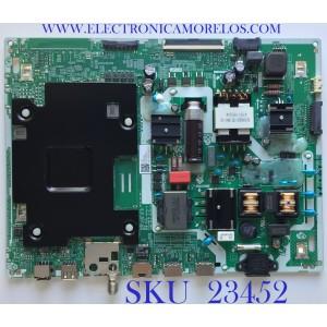 MAIN FUENTE PARA SMART TV SAMSUNG Crystal UHD 4K RESOLUCION (3,840 x 2,160) / NUMERO DE PARTE BN96-51826A / ML41A050594A / BN9651826A / PANEL CY-BT050HGCV2H / MODELO UN50TU7000FXZA XC02