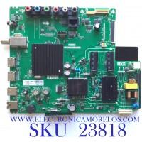 MAIN FUENTE PARA TV TCL / NUMERO DE PARTE 08-NT63F03-MA200AA / TPD.NT72563.PB772 / ENT63EP /  NTL000227A / 20237511MA00012474 / V8-N663T01-LF1V166 / T18111280 / 02-SHY63FP1-CHNA01 /  ESTA TARJETA ES CHINA  / ENTRAR A DESCRIPCIÓN DEL PRODUCTO