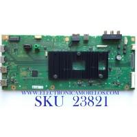 MAIN PARA SMART TV SONY 4K UHD CON HDR RESOLUCION (3840X2160) / NUMERO DE PARTE A5019133A  / 1-002-204-11 / A-5019-132-A  / 100220211 / PANEL ST6451D02 / MODELO KD-65X750H