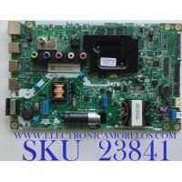 MAIN FUENTE PARA SMART TV SAMSUNG UHD CON HDR RESOLUCION (1,366 x 768) / NUMERO DE PARTE BN81-17711A / ML41A050478B / 0980-0900-0821 / MODELO UN32M4500BFXZA RC03