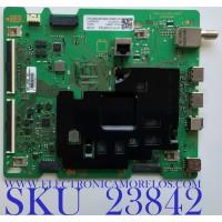 MAIN PARA SMART TV SAMSUNG 4K Crystal UHD HDR RESOLUCION (3,840 x 2,160) / NUMERO DE PARTE BN94-15565G / BN41-02751A / BN97-17940A / PANEL CY-BT075HGLV3H / MODELO UN75TU700DFXZA FA01
