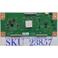T-CON PARA TV SONY / NUMERO DE PARTE 6871L-5988B / 6870C-0814A / 5988B / PANEL LC490EQY(SM)(A2) / MODELO XBR-49X800H / XBR49X800H