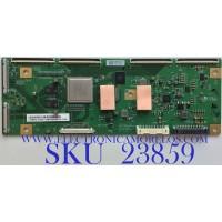 T-CON PARA TV SONY / NUMERO DE PARTE 6871L-6380A / 6870C-0848A / LE550PQL (HN)(A1) / PANEL YDA5055UNG01 / MODELO XBR-55A8H / XBR55A8H