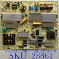 FUENTE DE PODER  PARA TV SONY / NUMERO DE PARTE 1-006-4031-1 / AP-P397AM-1/ 2955063901 / 100640311 / PANEL YDA5055UNG01 / MODELO XBR-55A8H / XBR55A8H