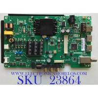 MAIN FUENTE PARA TV INSIGNIA / NUMERO DE PARTE 515Y35537M09 / TP.MS3553.PB905 / 2010058437 / A19094968-2A01152 / PANEL LC390TA2A / MODELO NS-39D310NA19