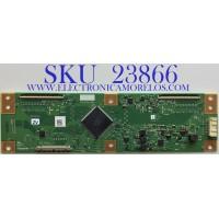 T-CON PARA TV SONY / NUMERO DE PARTE RUNTK0334FVZV / 1P-0171X00-40SB / RUNTK0334FV / PANEL S700DUC-1 / MODELO KD-70X690E