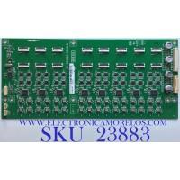 LED DRIVER PARA TV TCL / NUMERO DE PARTE 08-D55R630-DR200AA / 40-D55R63-DRB2LG / MS838A / GTC0081189A / PANEL ST5461D10-5 / MODELO 55R635