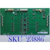LED DRIVER PARA TV TCL / NUMERO DE PARTE 08-D55S530-DR200AA / 40-D55S53-DRB2LG / V8-RT73K13-LC1V006(EC4F) / PANEL LVU550NDJL CD9W00 / MODELO 55S535