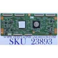T-CON PARA TV SONY / NUMERO DE PARTE 1-897-096-11 / 17Y_75_SGU13TSTLTA6V0.2 / LJ94-39302F / 39302F / PANE YD7S750DTD01 / MODELO XBR-75X940E / XBR75X940E