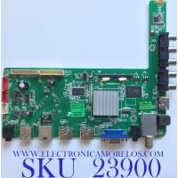 MAIN PARA TV SEIKI / NUMERO DE PARTE SY14463-2 / ST6308RTU-A1 / 890-M00-07N15 / PANEL T395HJ-PE1-DY3 VER.A3 / MODELO SE40FY19T