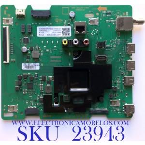 MAIN PARA SMART TV SAMSUNG Crystal UHD 4K CON HDR RESOLUCION (3,840 x 2,160) / NUMERO DE PARTE  BN94-15764Z / BN41-02756C / BN97-16917Y / PANEL CY-BT065HGEV1H / MODELO UN65TU8000FXZA BA01