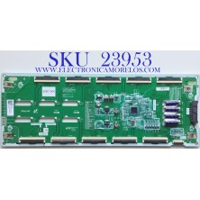 LED DRIVER PARA TV SAMSUNG QLED 4K SMART TV / NUMERO DE PARTE BN44-01037A / BN4401037A / L65S9NC_TSM / PANEL´S CY-TT055FL / CY-TT065FL / CY-TT075FL / CY-TT085FL QN55Q90 / QN75Q90 / QN85Q90 / QN55Q90TAFXZA / QN65Q90TAFXZA / QN75Q90TAFXZA / QN85Q90TAFXZA