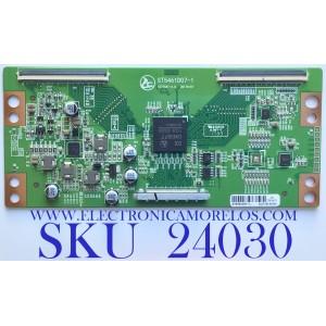T-CON PARA TV ELEMENT / NUMERO DE PARTE ST5461D07-1 / ST775A1-4 / 1709CSAF02 / ST5461D07-1. / ST775A1-4. 0 / PANEL MD5541YTCF / MODELO ELEFW5517