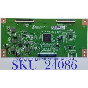 T-CON PARA TV ELEMENT / NUMERO DE PARTE V674B1-V3.0 / V500DJ6-QE1 / 201804181542 / 1804CMBO01 / PANEL CN500NC0350 / MODELO E2SW5018 D8C4M