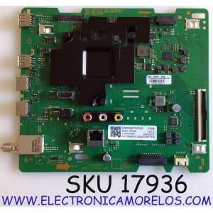 MAIN PARA TV SAMSUNG 4K SMART TV / NUMERO DE PARTE BN94-15734B / BN41-02756C / BN97-18019A / BN41-02756 / BN41-02756C-000 / DZFH2027 / 04260252C / PANEL CY-RT055HGHV4H / MODELO QN55Q60TAFXZA / QN55Q60TAFXZA CD02 / QN55Q60TBFXZA CD02