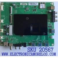 MAIN PARA TV VIZIO OLED / NUMERO DE PARTE XKCB02K021 / 715GA847-M01-B00-005Y / (X)XKCB02K021010X / PANEL LE550AQD (EN)(A2) / MODELO OLED55-H1