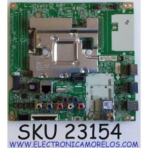 MAIN PARA TV LG  4K SMART TV AI THINQ® / NUMERO DE PARTE EBU65688701 / 65688701 / EAX68253605(1.1) / EAX68253605 / PANEL NC700DQE-VSHX1 / MODELO 70UM6970PUA / 70UM6970PUA.BUSMLOR