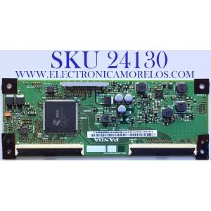 T-CON PARA TV  VIZIO RUNTK0018ZG / CEC_PCB5460002A / PCB5460002A / PANEL TPT550F2-PU2L03.Q REV:S03M / MODELOS V555-G1 LTCDYILW / V555-G1 LTCDYILV / ONA55UB19E06