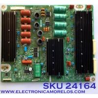 X-SUS PARA TV SAMSUNG / NUMERO DE PARTE  BN96-22013A / LJ41-09426A / LJ92-01765A / 765B / PANEL S51FH-YD02 / MODELO PN51E8000GFXZA TS02
