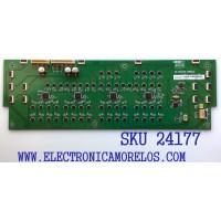 LED DRIVER PARA TV TCL / NUMERO DE PARTE 08-D65S535-DR200AA / 40-65S535-DRB2LG / V8-RT73K14-LC1V006 / 65S535 / PANEL LVU650NDJL / MODELO 65S535