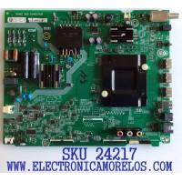 MAIN FUENTE (COMBO) PARA TV HISENSE / NUMERO DE PARTE 280461A / 280462A / RSAG7.820.10463/ROH / 280461 / 280462 / 55A521FUR / PANEL HD550Y1U72-T0L4/WG\S0\GM\ROH / MODELO 55R6095G5