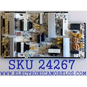 FUENTE DE PODER PARA TV LG OLED 4K (RESOLUCION 3840 x 2160) / NUMERO DE PARTE EAY65768811 / EAX68999601 / 65768811 / LGP65BX-20OP / E301791 / PANEL AC650AQL / MODELO OLED65BXPUA / OLED65BXPUA.DUSQLJR