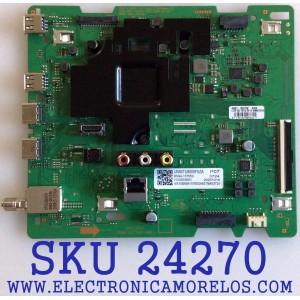 MAIN PARA TV SAMSUNG / NUMERO DE PARTE BN94-15765G / BN41-02756C / BN97-16917W / PANEL CY-BT050HGPR1V / MODELOS UN50TU8000FXZA LA09 / UN50TU8000FXZA YB06 / UN50TU8000FXZA LB10