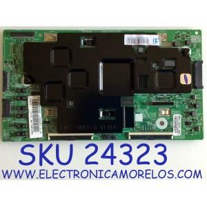 MAIN PARA SMART TV SAMSUNG QLED 4K / NUMERO DE PARTE BN94-12831J / BN41-02634B / BN97-14017B / BN41-02634 / PARTE SUSTITUTA BN94-12831A / PANEL CY-QN055FLAV3H / MODELO QN55Q7FNAFXZA / QN55Q7FNAFXZA AA01
