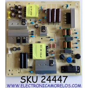 FUENTE DE PODER PARA TV VIZIO 4K HDR SMART TV / NUMERO DE PARTE ADTVK1812XBJ / 715G9165-P01-002-003M / (X)ADTVK1812XBJ / MODELOS V585-H11 / V585-H11 LTCDZI / V585-H11 LTMDZI / V585-H11 LTYDZI / V585-H11 LTCDZIOW / V585-H11 LTMDZILW / V585-H11 LTYDZINX