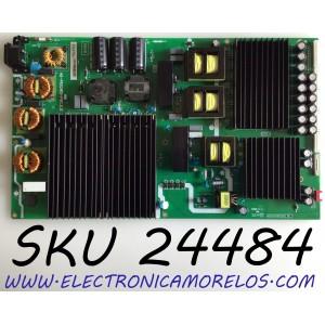 FUENTE DE PODER PARA TV TCL 4K QLED DOLBY VISION HDR SMART ROKU TV / NUMERO DE PARTE 08-P602W0L-PW250AA / 40-P602WD-PWC2LG / P602W / E148158 / PANEL LVU750NDHL  CD9W00 V1 / MODELO 75R635
