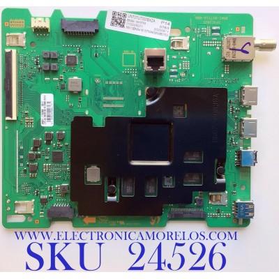 MAIN PARA SMART TV SAMSUNG 4K Crystal UHD CON HDR RESOLUCION (3,840 x 2,160) / NUMERO DE PARTE BN94-16157M / BN41-02751A / BN97-17938A / 010224282211 / 20200911 / PANEL CY-BT070HGSV1H / MODELO UN70TU7000BXZA UA03