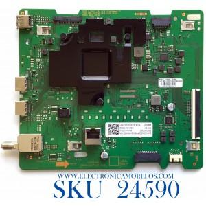 MAIN PARA TV SAMSUNG 4K UHD LED SMART TV RESOLUCIÓN 3840 X 2160 / NUMERO DE PARTE BN94-16108A / BN41-02756C / BN97-17444Q / 010227918768 / 20201203 / PANEL CY-BT075HGHV2H NW49 / MODELO UN75TU7000FXZA CA05