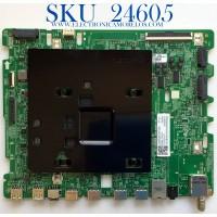 MAIN PARA TV SAMSUNG QLED 4K UHD HDR SMART TV / NUMERO DE PARTE BN94-15333X / BN41-02749A / BN97-17058A / BN41-02749A-000 / DZFH2026 / PANEL CY-TT085FMAV3H / MODELO QN85Q80 / QN85Q80TAFXZA / QN85Q80TAFXZA AC02