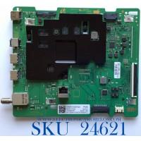 MAIN PARA SMART TV SAMSUNG 4K UHD CON HDR RESOLUCION (3,840 x 2,160) / NUMERO DE PARTE BN94-16104Z / BN41-02751B  / BN97-17028B / 010226920483 / 20201106 / PANEL CY-BT058HGCV1H / MODELO UN58TU7000FXZA XA03