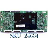 T-CON PARA TV SAMSUNG / NUMERO DE PARTE BN96-46950A / BN41-02625A / BN97-14234B / MX37BN9646950AUL1DKAF0212 / BN9646950A / PANEL CY-TN082FLLV1H KW42 / MODELO QN82Q8FNBFXZA FA01