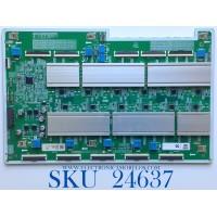 LED DRIVER PARA TV SAMSUNG / NUMERO DE PARTE BN44-01092A / L55IU_THS / BN4401092A / AM5RN7D0943 / PANEL CY-TR055FLAVFH / MODELO QN55LST7TAFXZA AA01