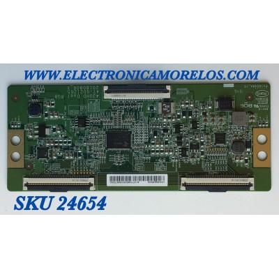 T-CON PARA TV VIZIO / NUMERO DE PARTE 44-9771461O / 47-6021265 / 20180806_X / HV430QUBH10 / P416548A_15 / PANEL'S TPT430H3-QUBH10.K REV:SAP0H / TPT430H3-QUBH10.K REV:SA9P0Q MODELOS V435-H11 LTMUZGLW / V435-H1 LTCUZGKW