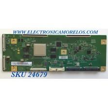 T-CON PARA TV SONY ANDROID TV OLED 4K ULTRA HD HDR SMART TV / NUMERO DE PARTE 6871L-6630C / 6870C-0887B / LE770AQP / LE770AQP (AN)(A1) / 6630C / PANEL LE770AQP (AN)(A1) / MODELO XBR-77A9G / XBR77A9G