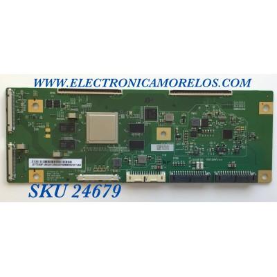 T-CON PARA TV SONY / NUMERO DE PARTE 6871L-6630C / 6870C-0887B / LE770AQP / 6630C  / D8CA0702MM23A10 / PANEL LE770AQP (AN)(A1) / MODELO XBR-77A9G / XBR77A9G