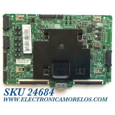 MAIN PARA SMART TV SAMSUNG QLED 4K ULTRA HD CON HDR RESOLUCION (3,840 × 2,160) / NUMERO DE PARTE BN94-11487E / BN97-12396D / BN41-02572A / BN41-02572 / PANEL CY-QM075FLAV2H / MODELOS QN75Q7FAMFXZA / QN75Q9FAMFXZA / QN75Q7FAMFXZA AA01 / QN75Q9FAMFXZA AA01