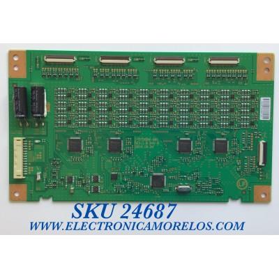 LED DRIVER PARA TV SONY / NUMERO DE PARTE 17STO60A- A01 / 886205TH / PANEL T750QVF03.1 / MODELO XBR-75X900E / XBR75X900E