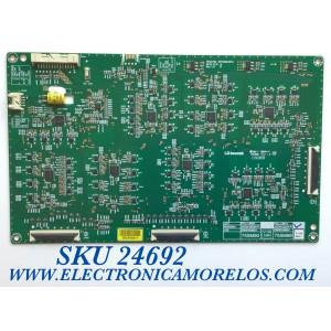 LED DRIVER LG SMART TV 4K CINEMA HDR / NUMERO DE PARTE EBR87848601 / 3PCR02487A / PCLL-L891A / JAC04-0225A-P1 / 75SM99 / PANEL NC750DZD-AAHH1 / MODELOS 75SM9970PUA / 75SM9970PUA.AUSYUH / 75SM9970PUA.AUSYLH
