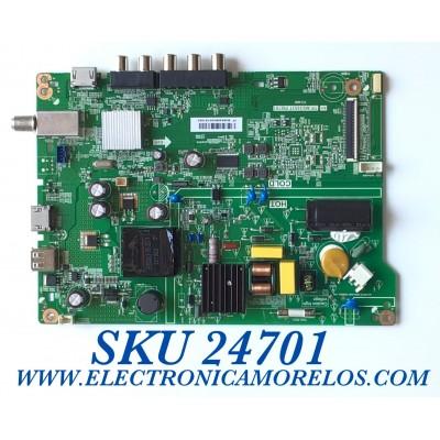 MAIN FUENTE PARA TV LG NUMERO DE PARTE 60103-00545 / TP.MS3553T.PB791 / 4300065173 / 20191118 / HV280WHB-H4D / B3644802 / PANEL BOEI28WX1 / MODELO 28LM400B-PU.AUSDLPM / 28LM400B-PU / 28LM400B