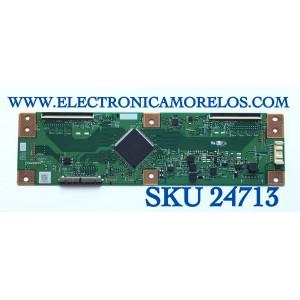 T-CON PARA TV JVC·ROKU TV 4K UHD SMART TV / NUMERO DE PARTE RUNTK6396TPZC / 1P-118BC00-4010 / RUNTK0418FV / PANEL JE695R3HB9L / MODELOS LT-70MAW795 / 100012588 / E4AA70R / ((NOTA IMPORTANTE:CHECAR QUE EL PANEL Y MODELO CORRESPONDA CON SU TELEVISION))