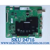 MAIN PARA TV SMART SAMSUNG 4K UHD CON HDR RESOLUCIÓN (3840 x 2160) / NÚMERO DE PARTE BN94-16115E / BN41-02751B / BN9416115E / BN97-17444G / 20210121 / 01022892129 / PANEL CY-BT055HGCV1H / MODELO UNU55TU7000FXZA  XA10 / UN55TU7000F