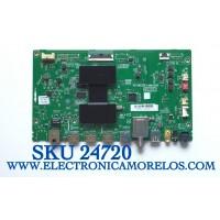 MAIN PARA TV RCA SMART 4K UHD CON HDR / NUMERO DE PARTE M8-1MS8003-MA200AA / 40-MS22E1-MAA2HG / IDF155740E / MS22E1 / PANEL LVU650CSDX E0097 / MODELO RTRU6527-C-US